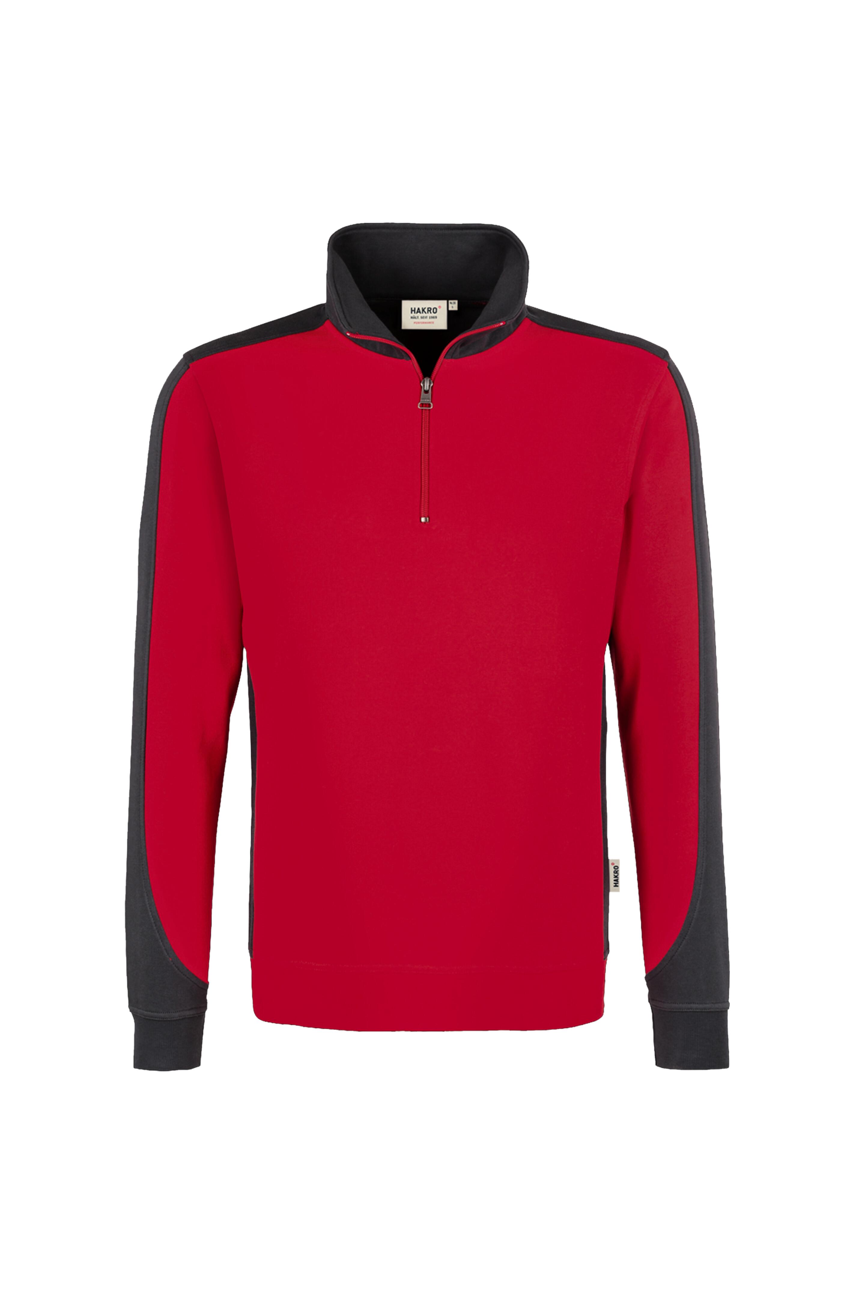 Zip-Sweatshirt Contrast Performance 476
