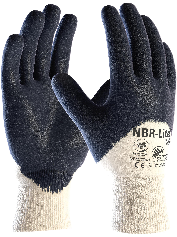 Mörtel Handschuh