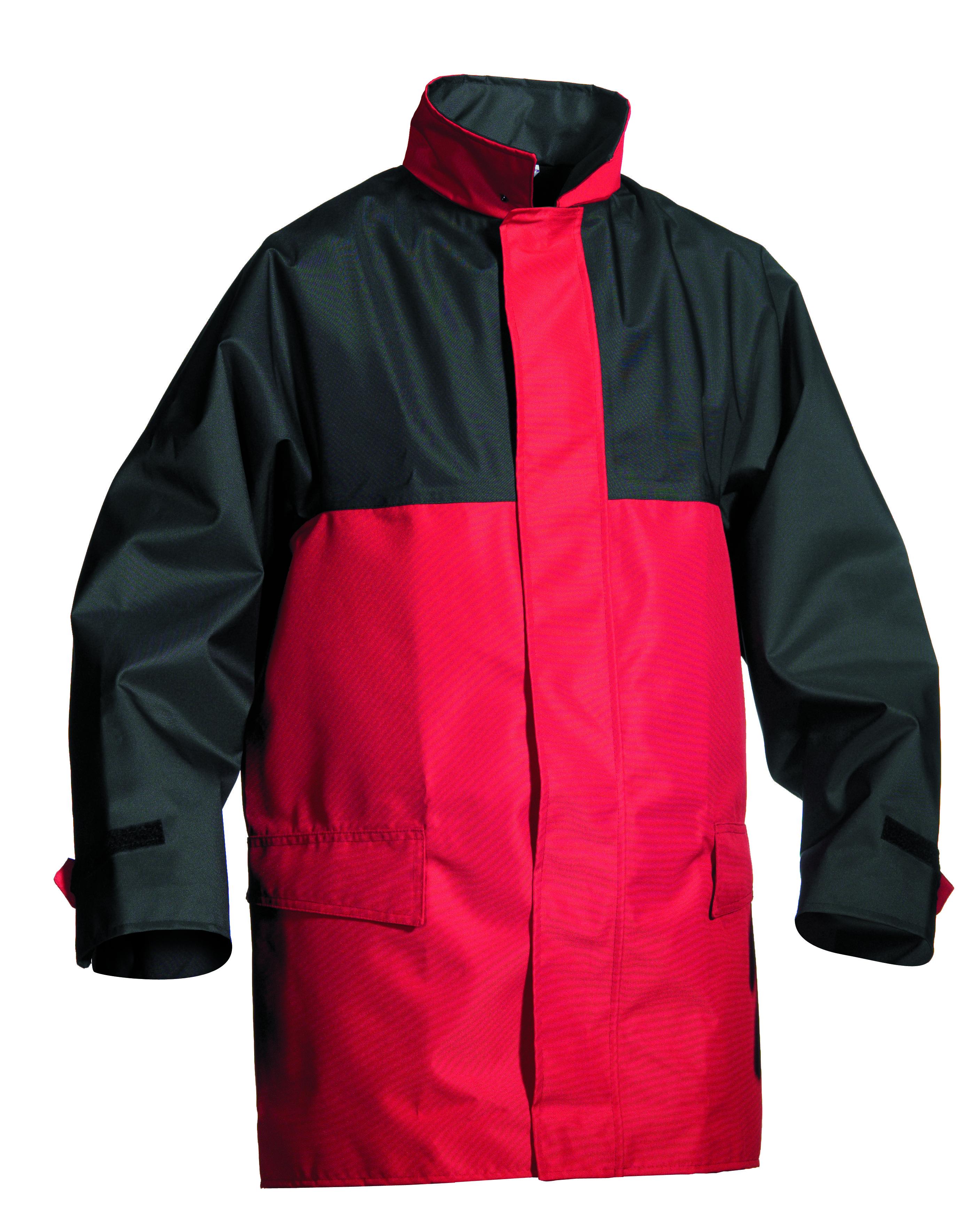 Regenjacke Wairotex 2-Färbig