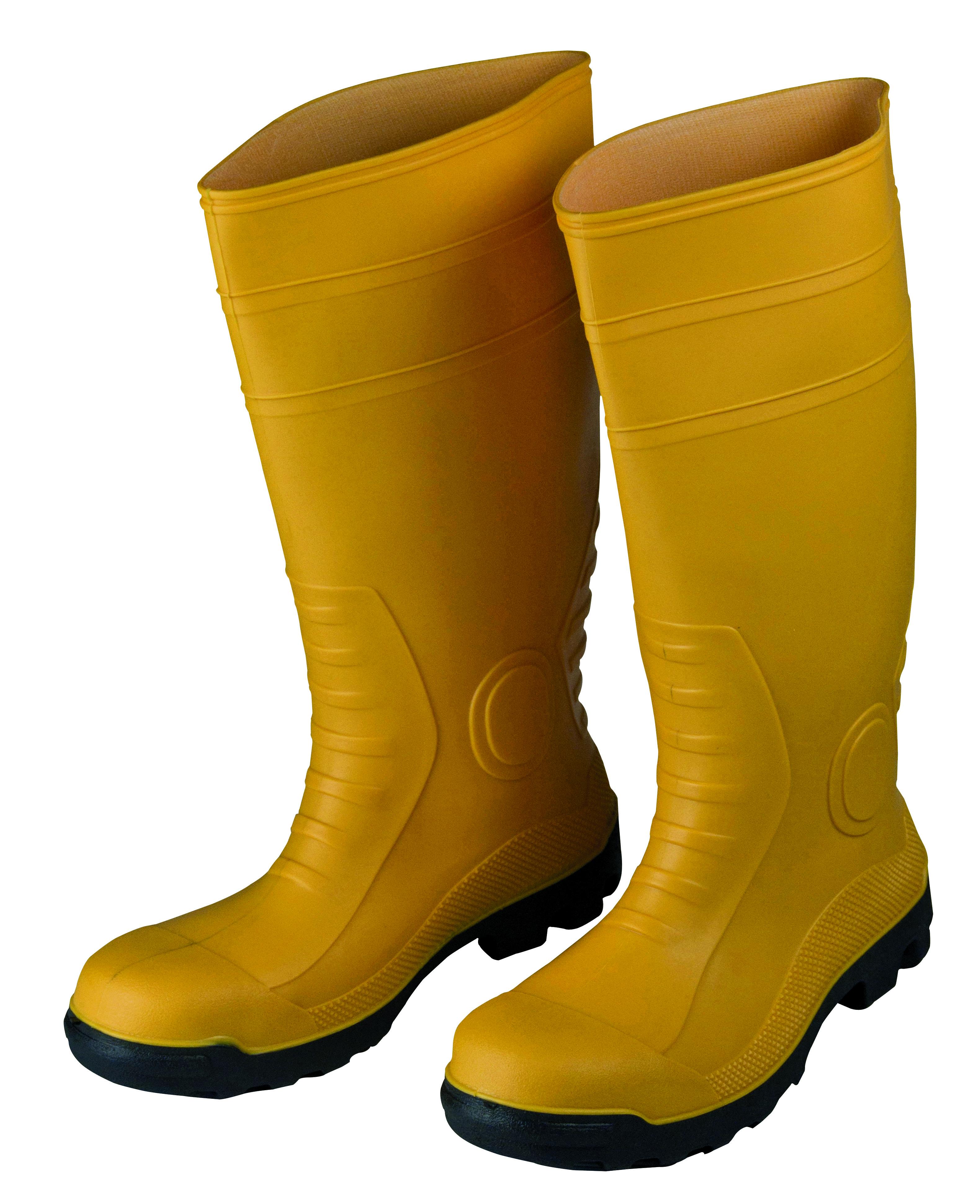 PVC Stiefel Qualität S5