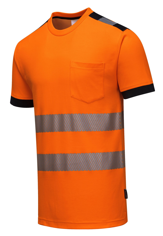T 181 T-Shirt Segment EN 20471