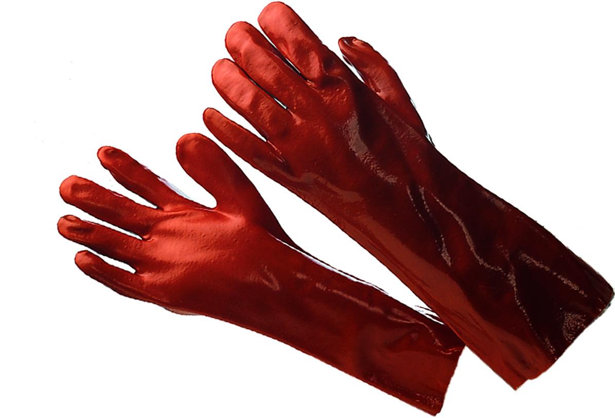 PVC 400 mm Handschuh