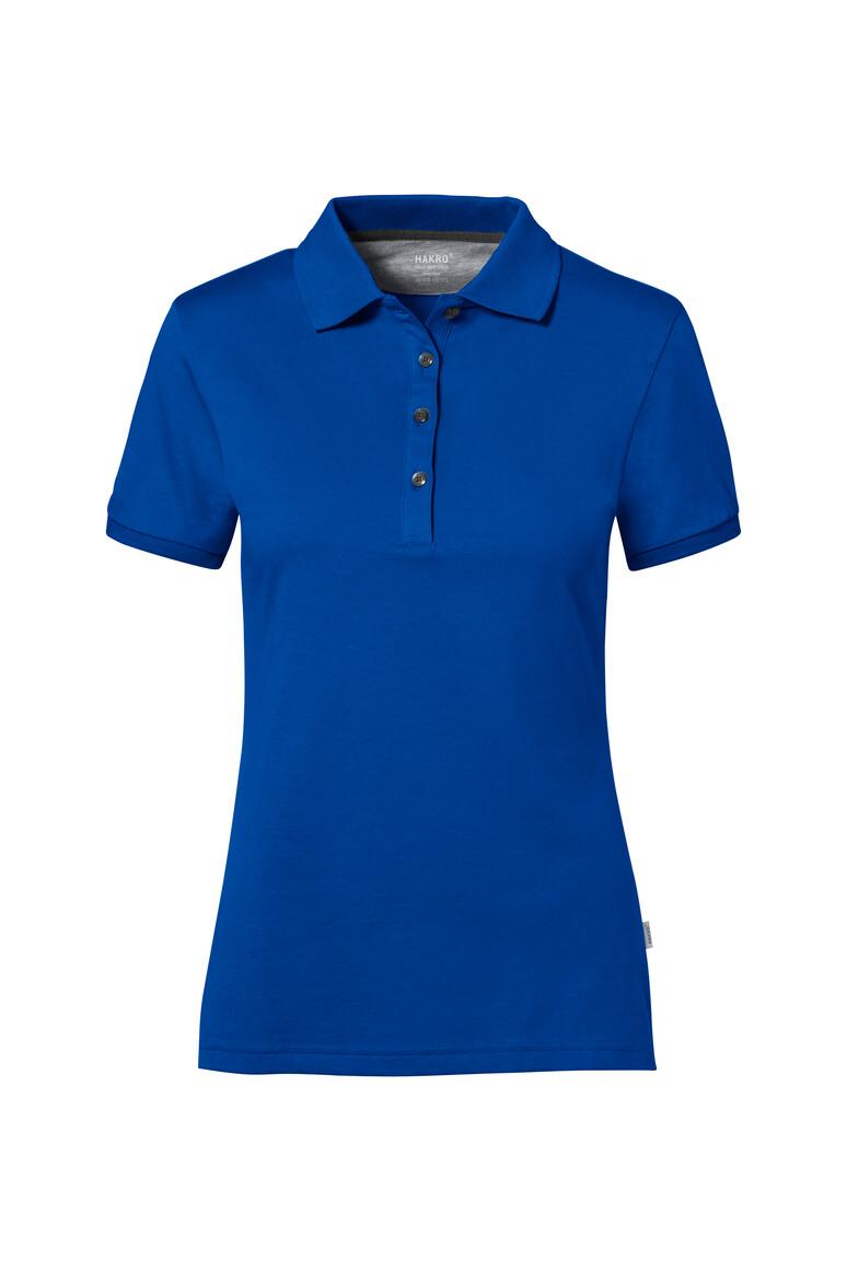 Damen-Poloshirt Cotton-Tec 214