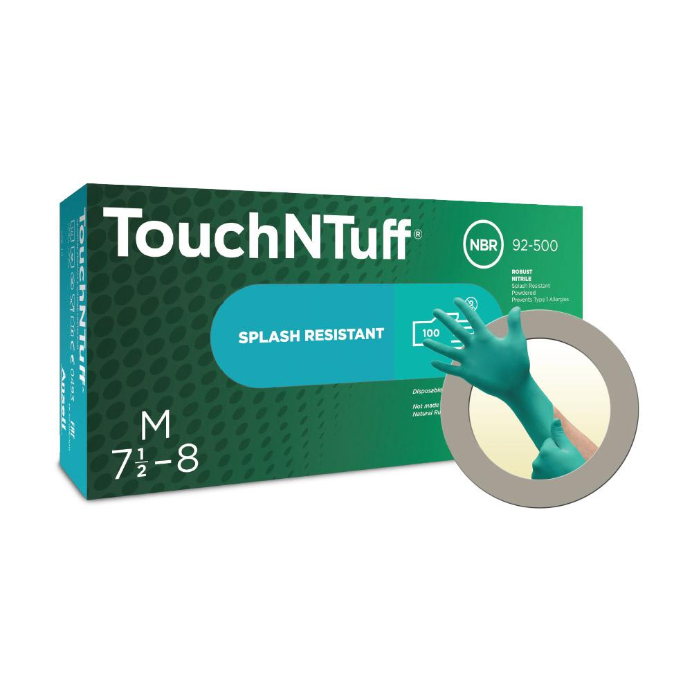 Einweghandschuh Touch-N-Tuff 92-500 100 Stk.